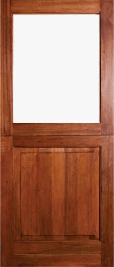 meranti glass doors