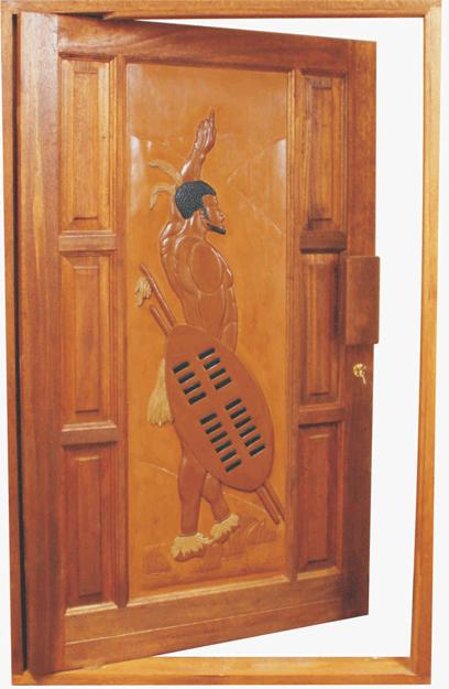 Meranti 3d Craft Doors