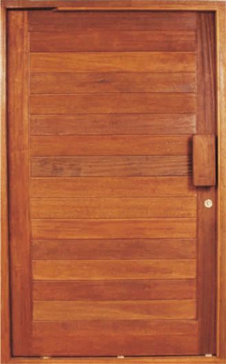& Meranti Pivot Doors